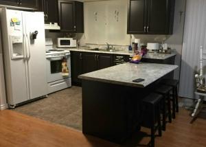 Rona North Bay Renovation - Kitchen