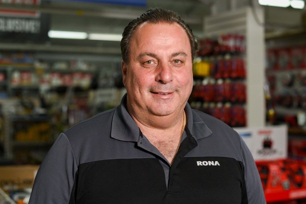 Rob Santarossa - Rona North Bay